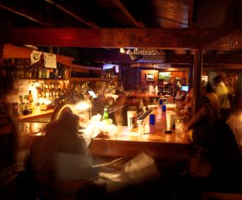 Bar Room Snug Harbor Jazz Bistro